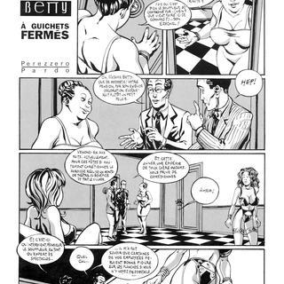 Fetty Betty 2 A Guichets Fermes de Pardo, Perezzero