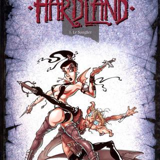 Hardland 1 Le Sanglier par Pascal Brau