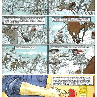 Le Saumon 1 par Patrick Cothias, Pierre Wachs