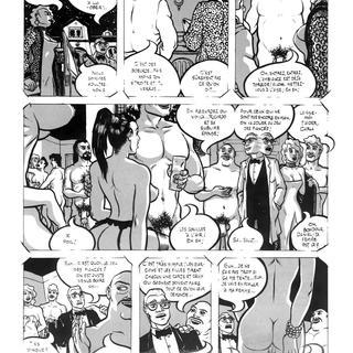 Les Hypocrites 3 Carla par Paya, Revilla