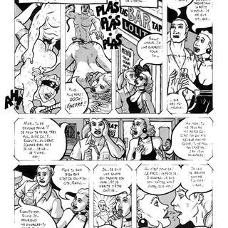 Les Hypocrites 2 Silvia par Paya, Revilla
