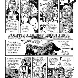 Politiquement Incorrect Question de Conscience par Paya, Revilla
