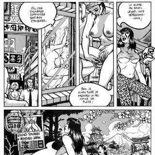 Les Joyeux Voyages de Nina Made in Japan de Paya