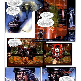 Durham Red 2 Les Chasseurs par Peter Hogan, Mark Harrison