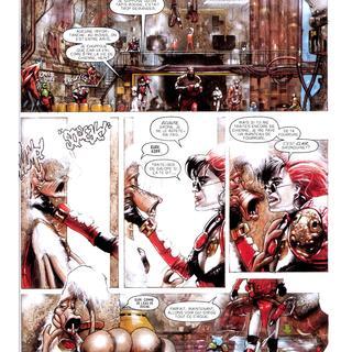 Durham Red 1 Miroirs par Peter Hogan, Mark Harrison