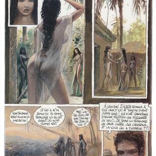 Thamara et Juda de Peter Riverstone
