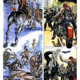 Les Centaures par Phenix