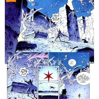Amiante 3 Le Labyrinthe de la L'Une Pale par Philippe Caza, Patrick Lemordan