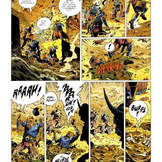 Amiante 4 La Clef de Pierre-Etoile par Philippe Caza, Patrick Lemordan