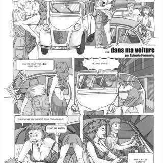 Dans ma voiture par Roberto Fernandez