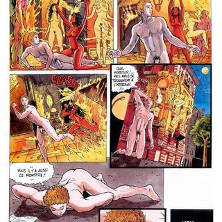 Le Livre de Satan 7 par Rolf Balance