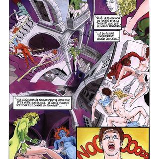 Le Livre de Satan 6 par Rolf Balance