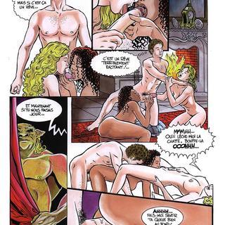 Le Livre de Satan 5 par Rolf Balance