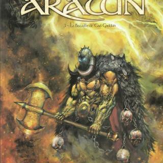 Arawn 3 La Bataille de Cad Goddun par Ronan Le Breton, Sebastien Grenier