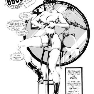 6969 Melrose Pleasure 4 par Sergio