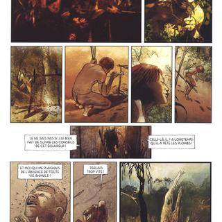 Les Processionnaires 1 Le Grand Passage par Serra, Philippe Saimbert
