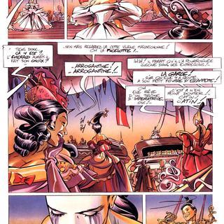 La Teigne 2 Haines Flamboyantes par Tehy