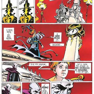 La Teigne 3 l'Archange par Tehy