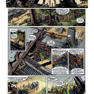 Anachron 3 Le Passeur des Monts Kordils par Thierry Cailleteau, Joel Jurion
