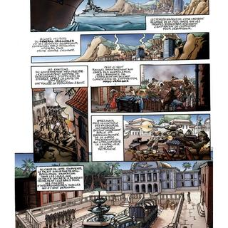 Anachron 1 Le Retour de la Bete par Thierry Cailleteau, Joel Jurion