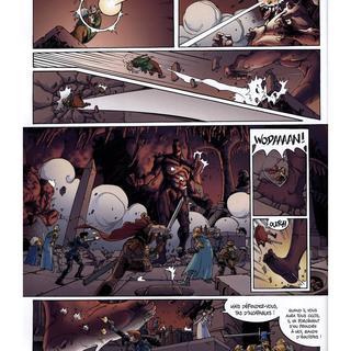 Anachron 4 l'Heritage du Heros par Thierry Cailleteau, Joel Jurion