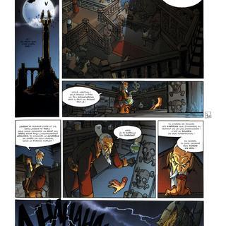 Anachron 6 La Main de Krothal par Thierry Cailleteau, Joel Jurion