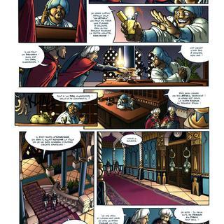 Anachron 5 Pavillon Noir sur la Capricieuse par Thierry Cailleteau, Joel Jurion
