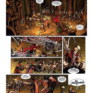 Anachron 2 Le Septieme Capitaine par Thierry Cailleteau, Joel Jurion