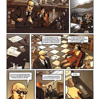 L'Ennemi 2 Sorciere par Thierry Robberecht, Alberto Pagliaro