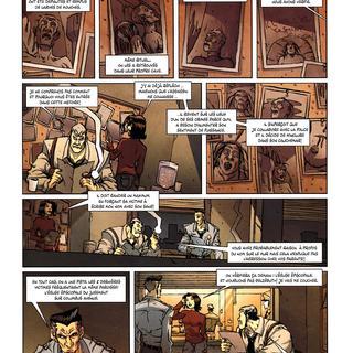 L'Ennemi 1 Les Mouches par Thierry Robberecht, Alberto Pagliaro