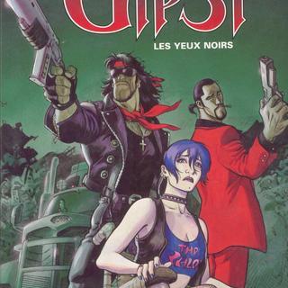 Gipsy 4 Les Yeux Noirs par Thierry Smolderen, Enrico Marini