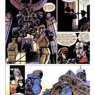 Gipsy 3 Le Jour du Tsar par Thierry Smolderen, Enrico Marini