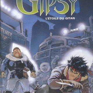 Gipsy 1 L'Etoile du Gitan par Thierry Smolderen, Enrico Marini