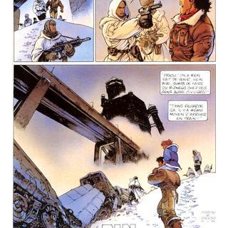 Gipsy 2 Les Feux de Siberie par Thierry Smolderen, Enrico Marini