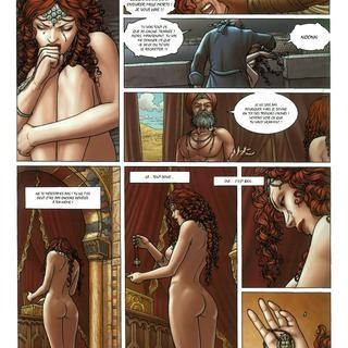 Succubes 2 Roxelane de Thomas Mosdi, Laurent Paturaud