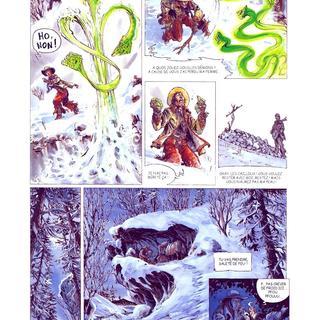 La Piste des Ombres 3 Les Ecorches par Tiburce Oger