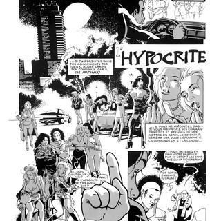 L'Hypocrite par Tobalina