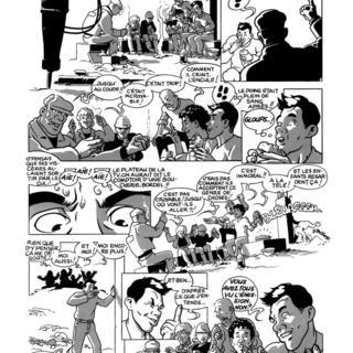 Une Page de Pub par Tobalina