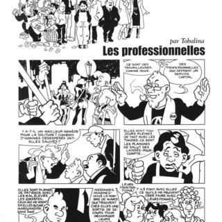 Les Professionalles par Tobalina