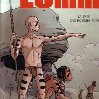 Lomm 3 La Tribu des Hommes Purs par Tomaz Lavric