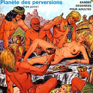 Planete des Perversions de Trebor