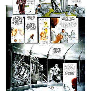 Le Fleau des Dieux 5 Dei ex Machina par Valerie Mangin, Aleksa Gajic