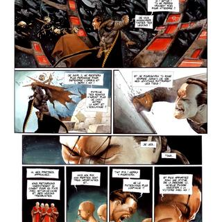 Le Fleau des Dieux 4 Vae Victis par Valerie Mangin, Aleksa Gajic