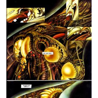 Le Fleau des Dieux 6 Exit par Valerie Mangin, Aleksa Gajic