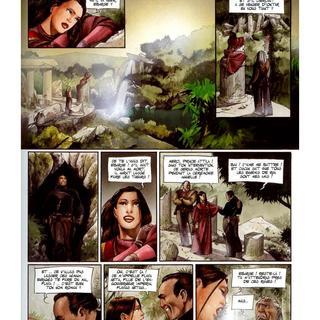 Le Fleau des Dieux 1 Morituri te Salutant par Valerie Mangin, Aleksa Gajic