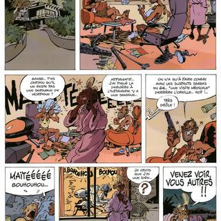 Celestin Speculoos 1 Les Affreux par Yann, Denis Bodart