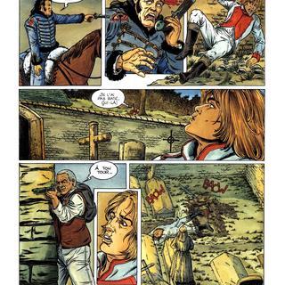 Dampierre 8 Le Tresor de la Guyonniere par Yves Swolfs