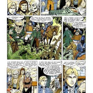 Dampierre 3 Les Emissaires par Yves Swolfs