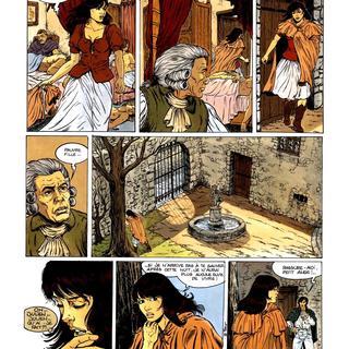 Dampierre 6 Le Captif par Yves Swolfs
