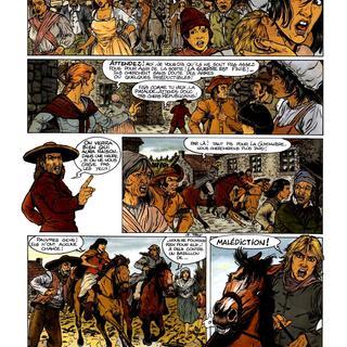 Dampierre 7 Les Enfants de la Terreur par Yves Swolfs